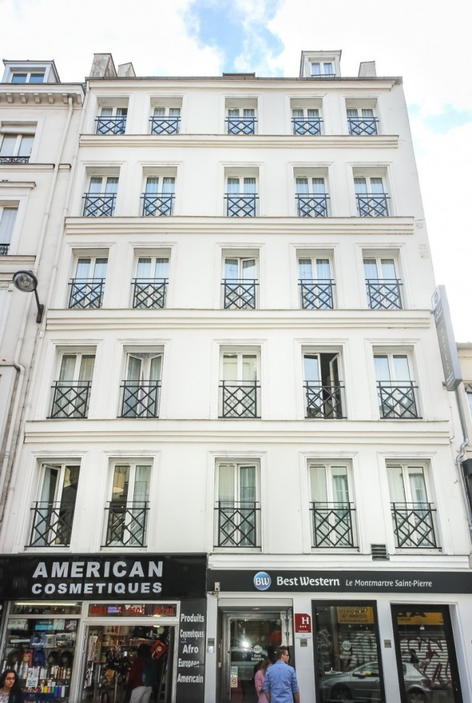 Photos best western hotel le montmartre saint pierre paris for Hotel best western paris